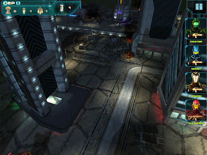 Line Of Defense Tactics Screenshot 10