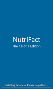 NutriFact :: Calorie - screenshot thumbnail