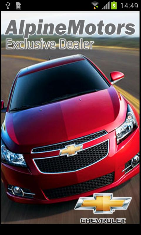 Chevrolet SG - screenshot
