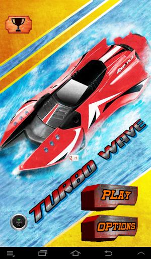 Speedboat Explosion Turbo Race