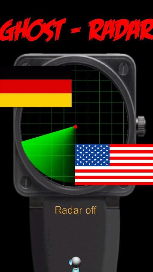 Ghost radar HD free - screenshot