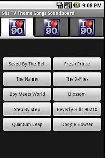 90s TV Theme Songs Free