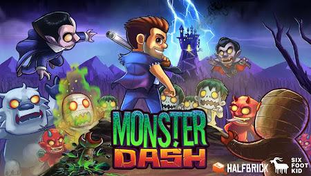 Monster Dash 2.1.0 screenshot 7719