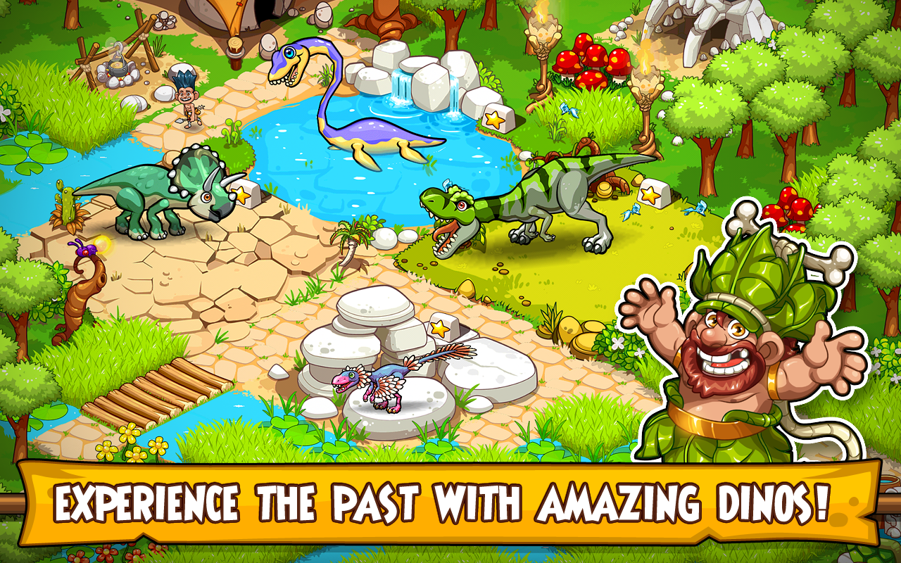 Dino Pets- screenshot