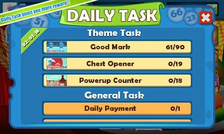 Bingo Fever - Free Bingo Game 1.10 screenshot 347794