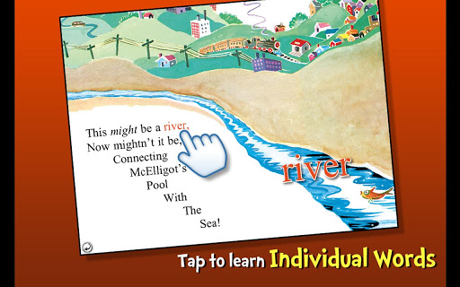 玩書籍App|McElligot's Pool - Dr. Seuss免費|APP試玩