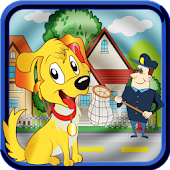 Puppy Rescue - Pet Escape Game