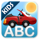 Kids Toy Car – ABC logo