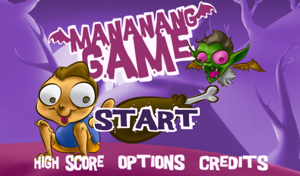 Mananang Game- screenshot