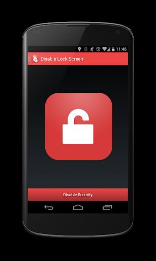Disable Lock Screen