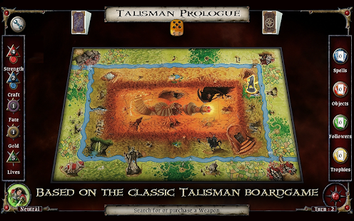 Talisman Prologue- screenshot thumbnail