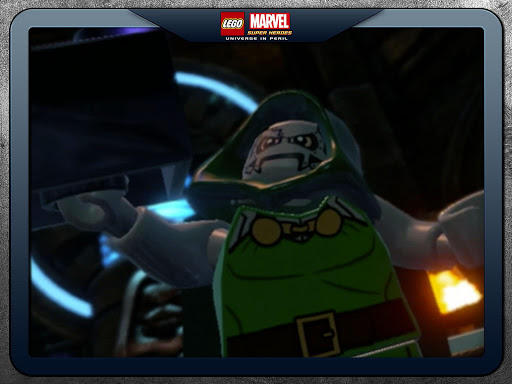 LEGO ® Marvel Super Heroes  screenshots 8