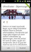 Screenshot of Markaguiden