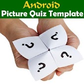 Picture Quiz Template