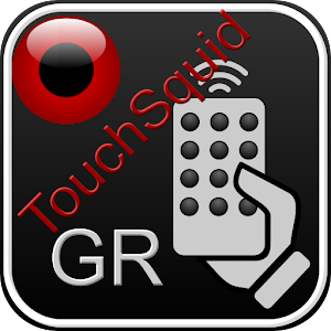 Touchsquid GR Universal remote