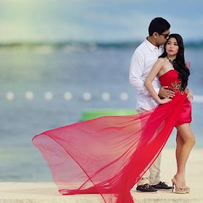JIESTA & FAB by Ariel Salupan - People Couples (  )