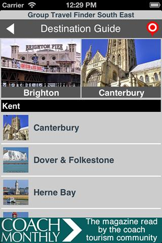 GTF South East England - screenshot