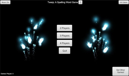 Twerp! A Spelling Word Game- screenshot thumbnail