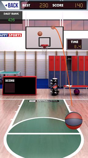 Tappy Sport Basketball NBA Pro Stars 1.6.19 screenshots 13