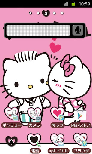 HELLO KITTY Theme78