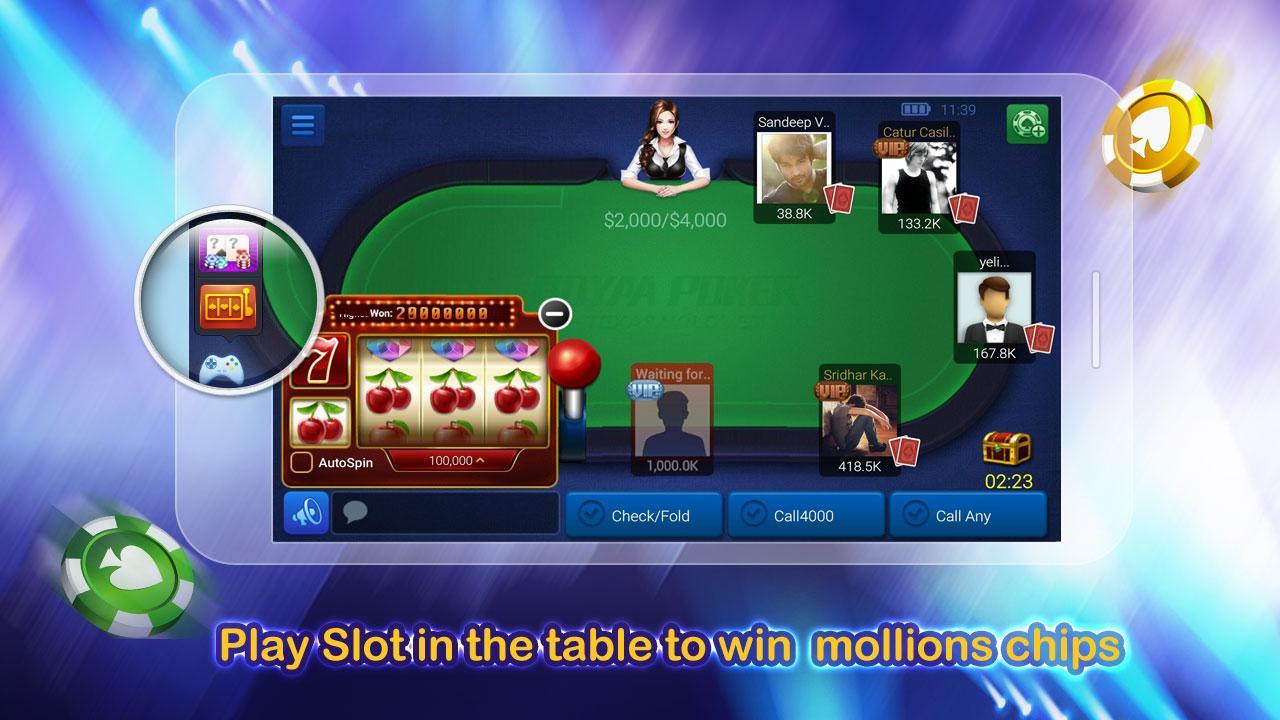Download Boyaa Texas Poker For Android - evermoney