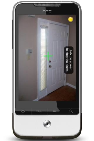 Motion Detector - screenshot