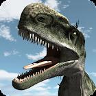 Talking Dinosaur Free icon