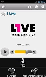 Deutsche Radio - screenshot thumbnail