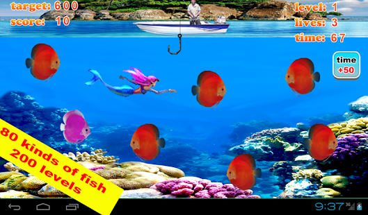 Crazy fishing joy android apps on google play for Fishing apps for android