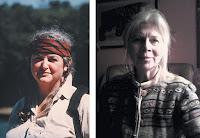 Merle Wolford & Karen Harvey photo