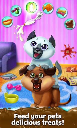 Messy Pet Mania: Mud Adventure скачать на планшет Андроид