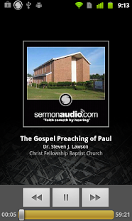 SermonAudio Legacy Edition- screenshot thumbnail