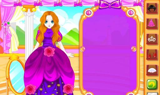 Ball Gown Princess