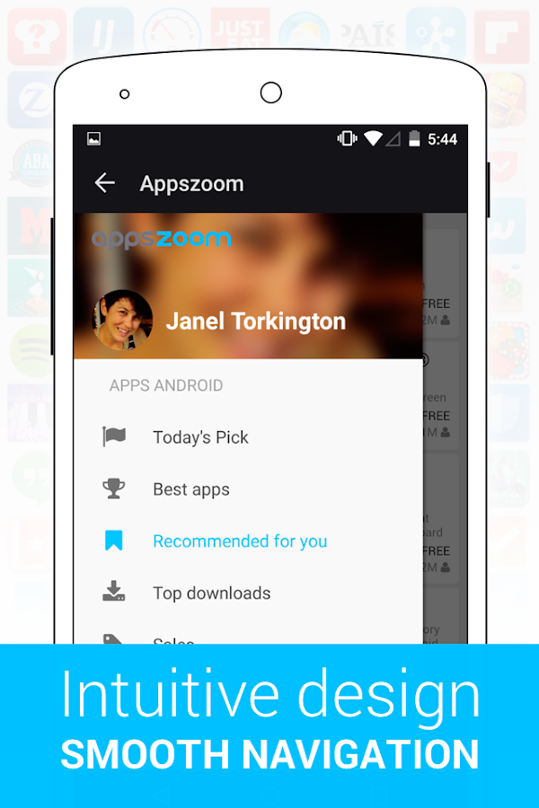 Appszoom - Best Apps- screenshot