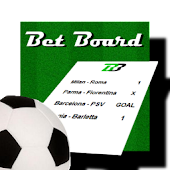 Bet Board - live bets tracker