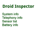 Droid Inspector icon