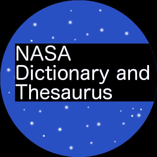 【書籍】NASA Dictionary and Thesaurus-癮科技App