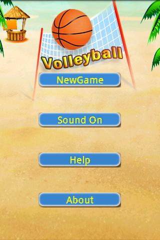 VolleyBall- screenshot