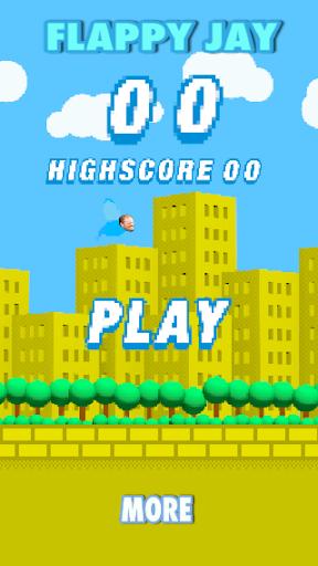 【免費動作App】Flappy Jay-APP點子
