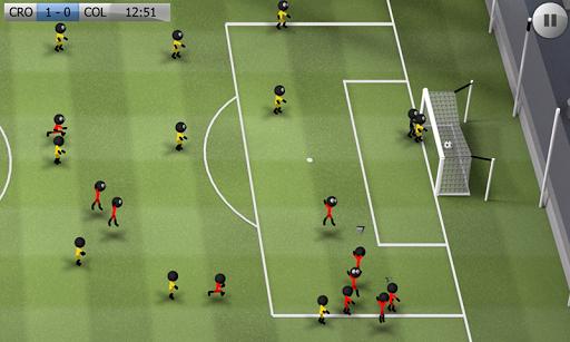 Stickman Soccer - Classic 3.0 screenshots 5