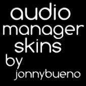 Audio Manager Skin: Incredible