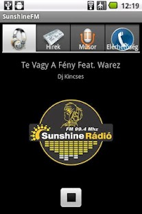 Sunshine FM - screenshot thumbnail