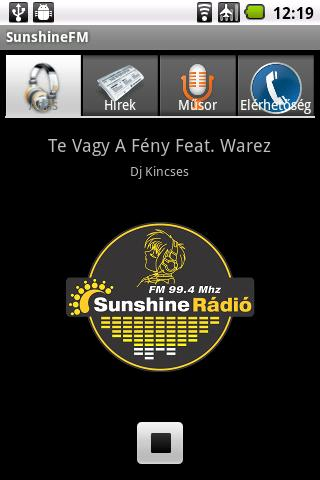 Sunshine FM - screenshot