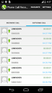 Phone Call Recorder- screenshot thumbnail