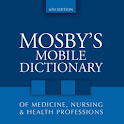 Mosby's Mobile Dictionary of M logo