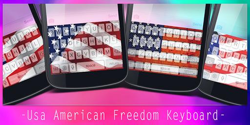 American Freedom Keyboard