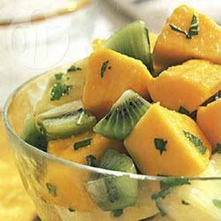 Tropische Vruchtensalade