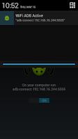Screenshot of WiFi ADB - Debug Over Air