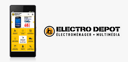 Electro depot apps on google play for Electro depot piscine