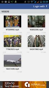 VideoDownload For Facebook Pro v2.0